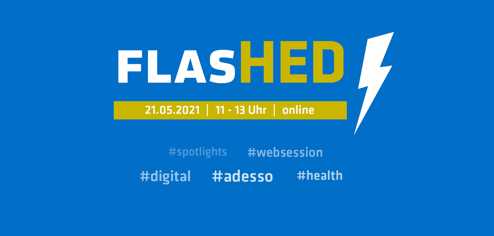 adesso flasHED